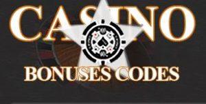 No deposit bonus code